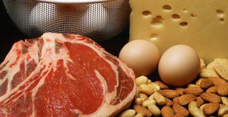 thực phẩm có protein cao