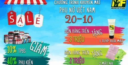 Mừng 20/10 ngày Phụ nữ Việt Nam