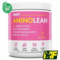 AminoLean Pink Lemonade
